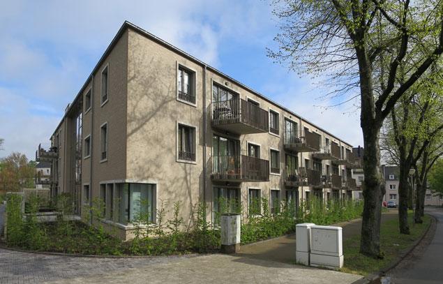 Architekten Krefeld christian kraus b u g architekten krefeld seniorenwohnanlage